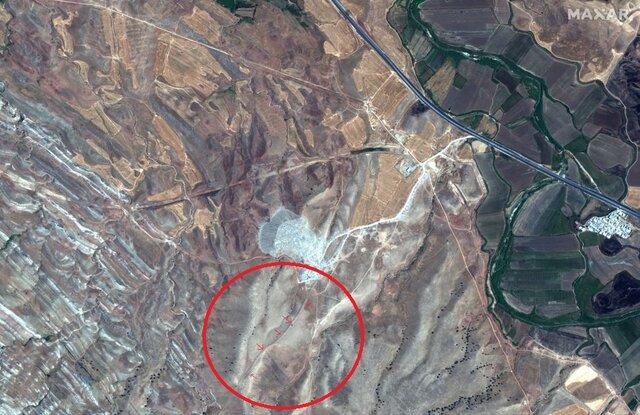 دیوار ایرانی که خارجیها از کشف آن خبر دادند