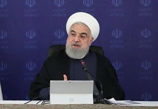 روحانی: از امروز ممنوعیت تردد بین شهرستانها و استانها برداشته میشود