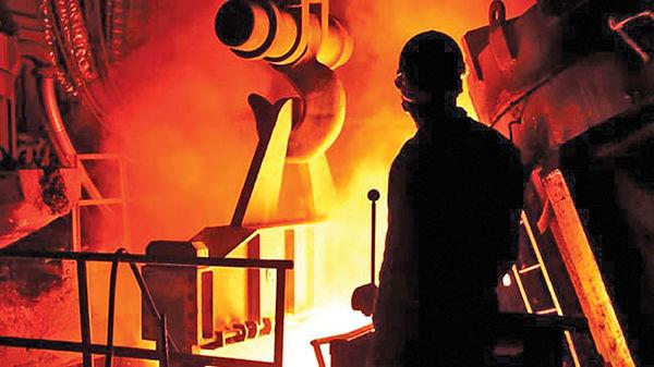 اثر پذیری صفر فولاد از تحریم در کوتاه مدت